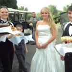 wedding reception upgrades