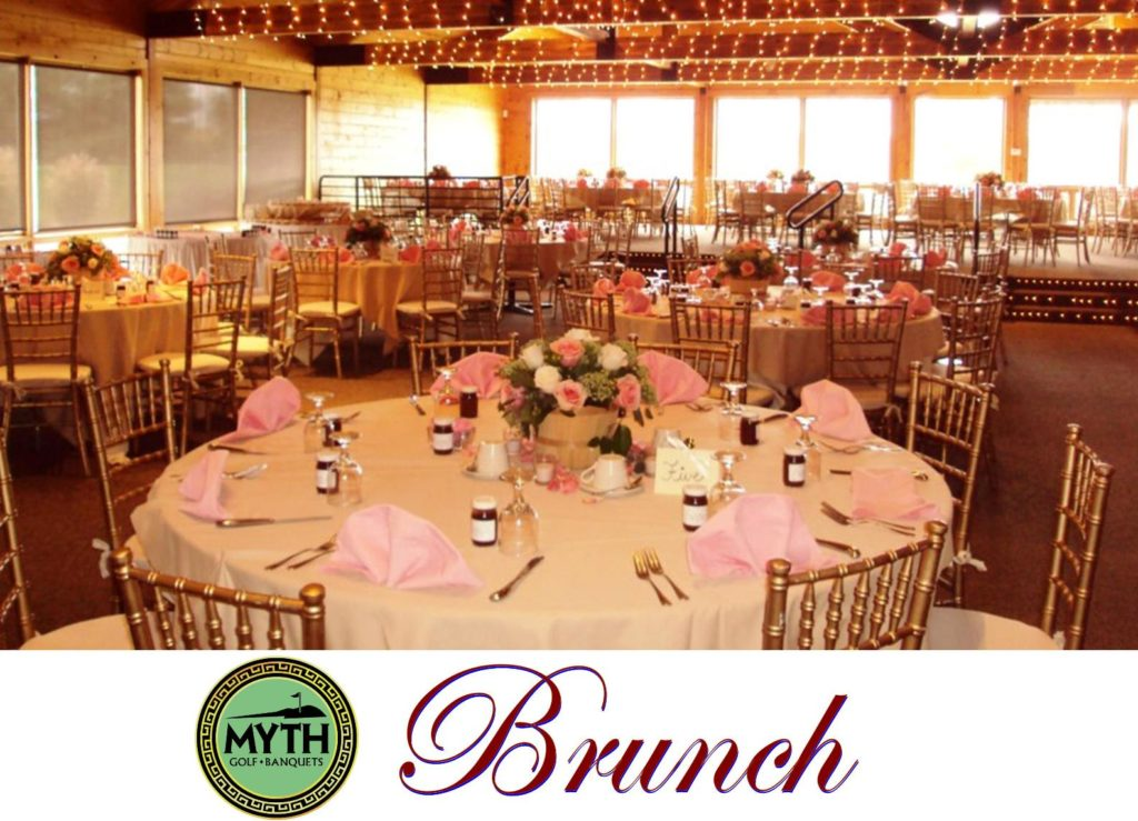 Mother's day brunch at myth golf course by rochester lake orion and auburn hills