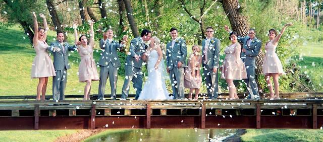 Ceremony Bridge
