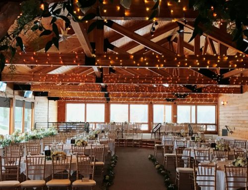 Myth Wedding Venues Banquets And: Winter Weddings At The Myth Rustic Wedding Venue In